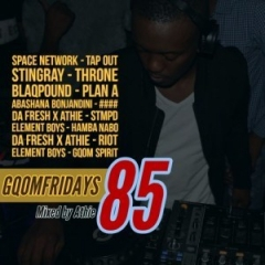 DJ Athie - GqomFridays Mix Vol. 85